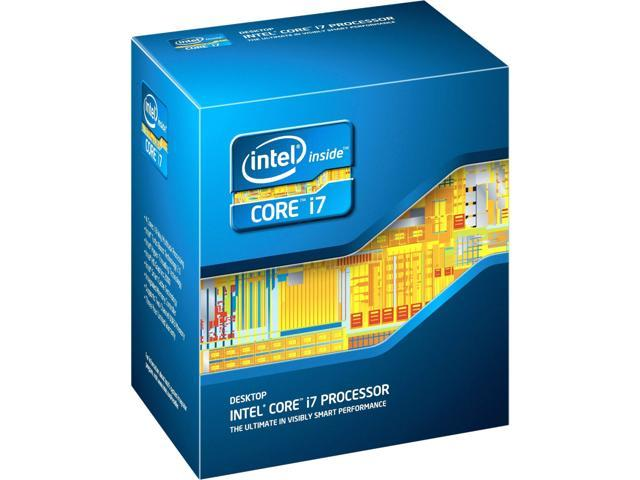 Intel Core i7-2700K Sandy Bridge Quad-Core 3.5GHz (3.9GHz Turbo) LGA 1155 95W BX80623i72700K Desktop Processor Intel HD Graphics 3000