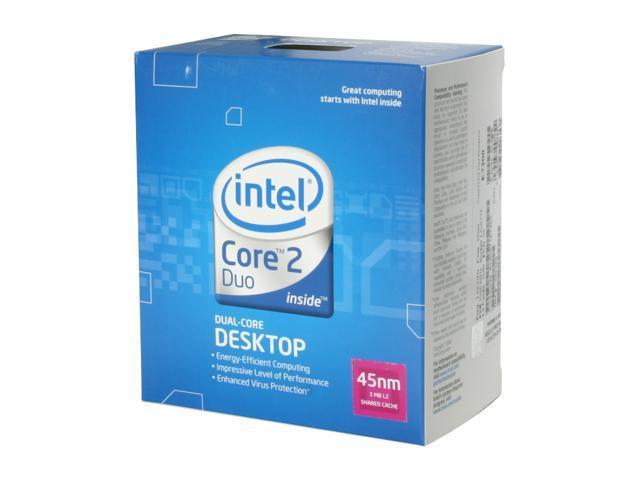 Intel Core 2 Duo E7300 Wolfdale Dual-Core 2.66 GHz LGA 775 BX80571E7300 Processor