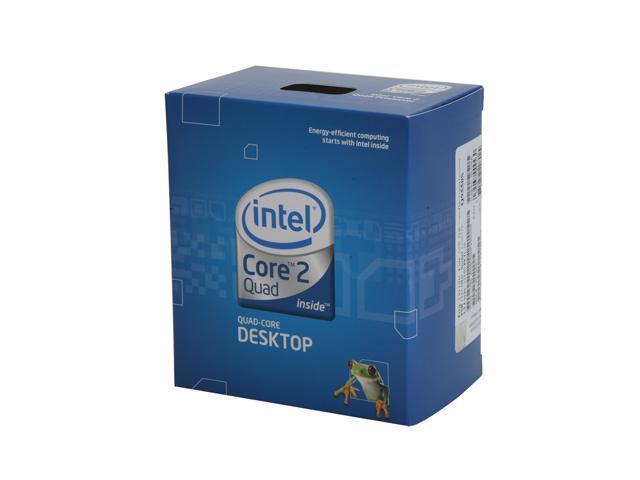 Intel Core 2 Quad Q9400S 2.66 GHz LGA 775 BX80580Q9400S Desktop Processor