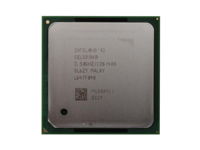 Intel Celeron 2.5 2.5 GHz Socket 478 RK80532RC060128 Processor - OEM