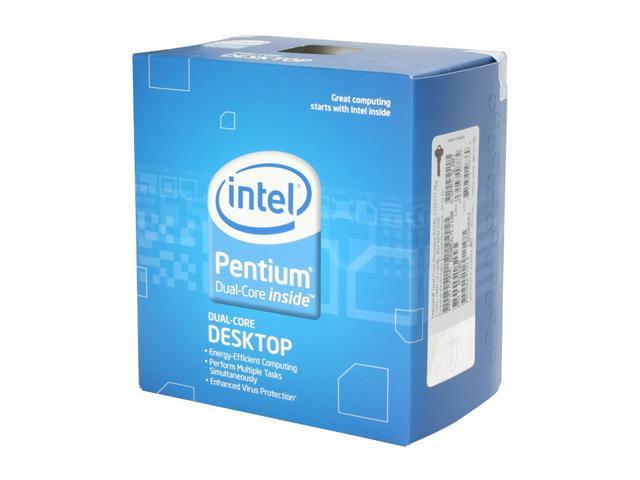 Intel Pentium E2180 2.0 GHz LGA 775 BX80557E2180 Processor