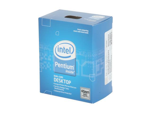 Intel Pentium E6300 2.8 GHz LGA 775 BX80571E6300 Processor