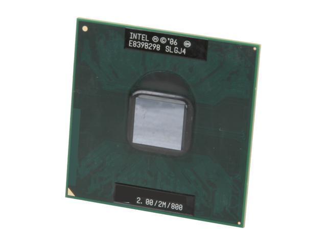 Intel Core 2 Duo T6400 2.0 GHz Socket P 35W T6400 (SLGJ4) Mobile Processor