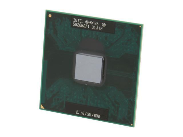 Intel Core 2 Duo T8100 CPU SLAYP M0 2.1GHz 3M Laptop Processor PGA 478 CPU