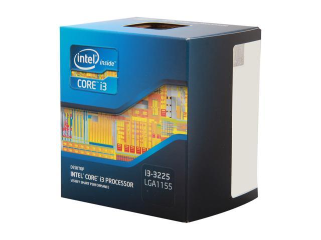 Intel Core i3-3225 3.3 GHz LGA 1155 BX80637I33225 Desktop Processor