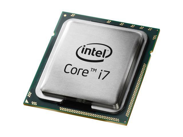 Intel Core i7-3740QM 2.7 GHz 45W AW8063801105000 Mobile Processor