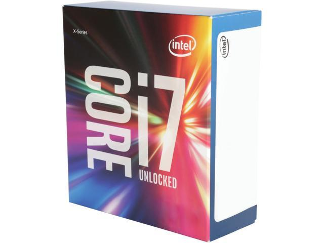 Intel Core i7-6900K 20M Broadwell-E 8-Core 3.2 GHz LGA 2011-v3 140W BX80671I76900K Desktop Processor