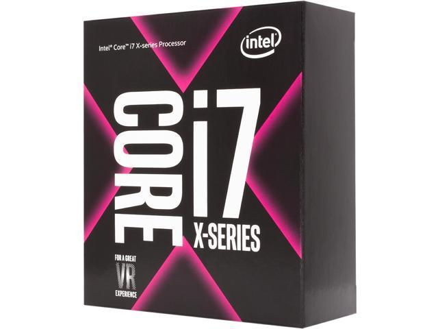 Intel Core i7-7740X Kaby Lake-X Quad-Core 4.3 GHz LGA 2066 112W BX80677I77740X Desktop Processor
