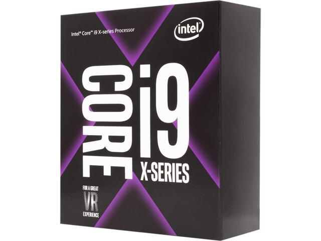 Intel Core i9-7900X Skylake-X 10-Core 3.3 GHz LGA 2066 140W BX80673I97900X Desktop Processor