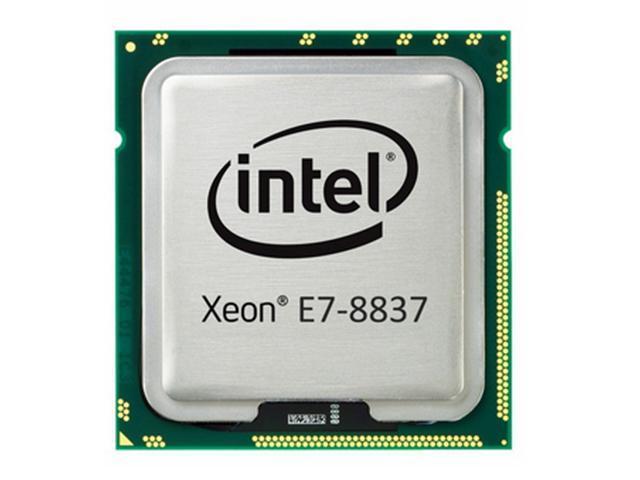 Intel Xeon E7-8837 2.66 GHz LGA 1567 130W 653057-001 Processors - Server