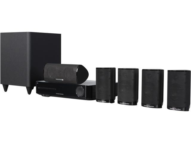 Harman Kardon BDS 7772 5.1-Channel Home Theater Audio System with Blu-ray player