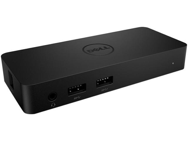 Dell Dual Video Usb3.0 Docking Station (D1000)