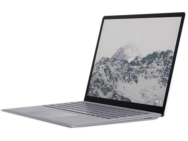 Microsoft Surface Laptop EUS-00001 Intel Core i5 7th Gen 8 GB Memory 128 GB SSD Intel HD Graphics 620 13.5