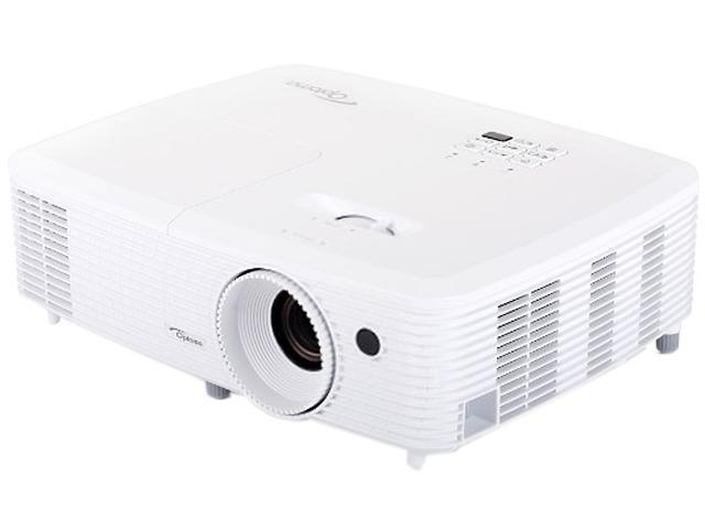 Optoma HD27 Full Hd 1080P, 1920 X 1080 Resolution, 3200 Lumens, 25,000:1 Contrast, Throw Rat