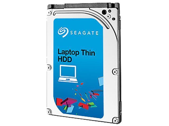 Seagate Laptop Thin HDD ST500LM024 500GB 7200 RPM 32MB Cache SATA 6.0Gb/s 2.5