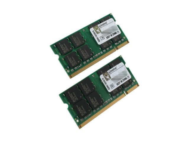 HyperX HyperX 3GB (2GB + 1GB) 200-Pin DDR2 SO-DIMM DDR2 667 (PC2 5300) Laptop Memory Model KHX5300S2LLK2/3G
