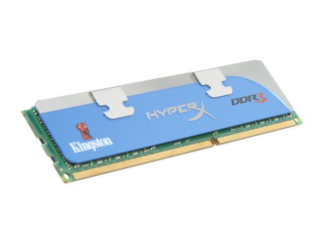HyperX HyperX 2GB 240-Pin DDR3 SDRAM DDR3 1600 (PC3 12800) Desktop Memory Model KHX1600C9D3/2G
