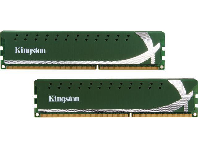 HyperX LoVo 4GB (2 x 2GB) 240-Pin DDR3 SDRAM DDR3L 1600 (PC3L 12800) Desktop Memory Model KHX1600C9D3LK2/4GX
