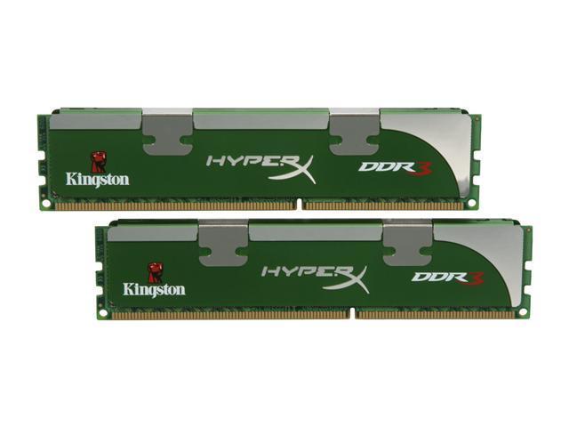 HyperX LoVo 4GB (2 x 2GB) 240-Pin DDR3 SDRAM DDR3L 1800 (PC3L 14400) Desktop Memory Model KHX1800C9D3LK2/4GX