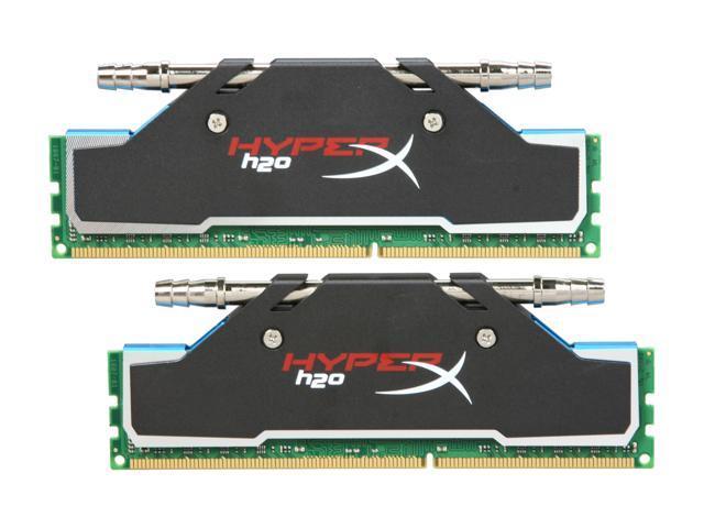 HyperX H20 4GB (2 x 2GB) 240-Pin DDR3 SDRAM DDR3 2000 (PC3 16000) Desktop Memory Model KHX2000C9AD3W1K2/4GX