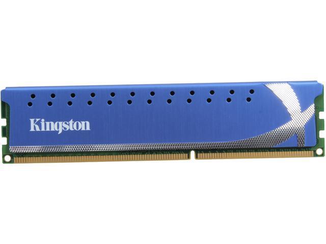 HyperX 2GB 240-Pin DDR3 SDRAM DDR3 1600 (PC3 12800) Desktop Memory Model KHX1600C9AD3/2G