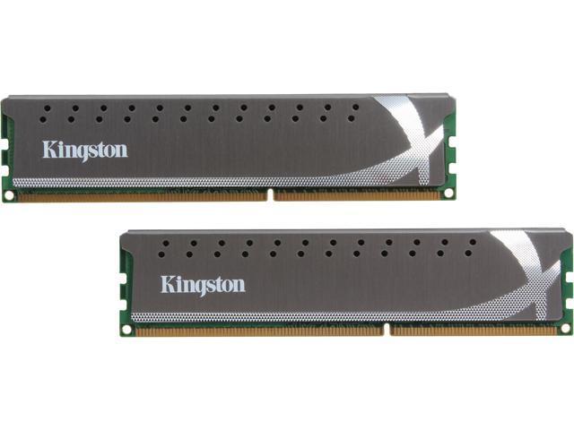 HyperX 4GB (2 x 2GB) 240-Pin DDR3 SDRAM DDR3 1600 HyperX Plug n Play Desktop Memory Model KHX1600C9D3P1K2/4G
