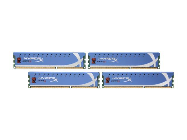 HyperX HyperX 8GB (4 x 2GB) 240-Pin DDR3 SDRAM DDR3 2133 Desktop Memory XMP Model KHX2133C11D3K4/8GX