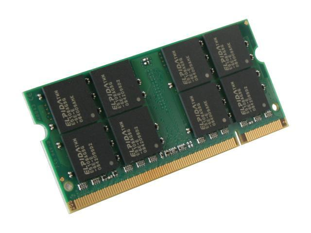 Kingston 1GB 200-Pin DDR2 SO-DIMM System Specific Memory for Toshiba