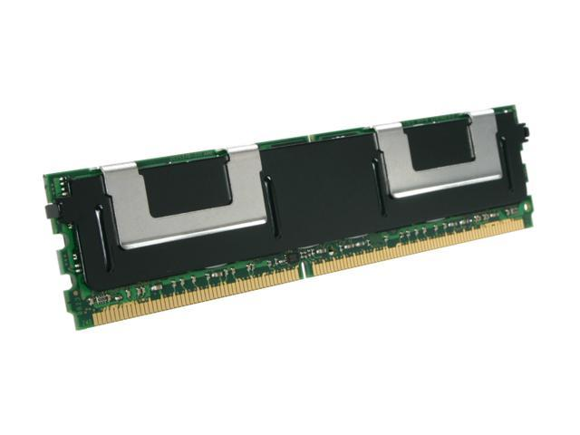 Kingston 2GB ECC Fully Buffered DDR2 667 (PC2 5300) Server Memory Model KVR667D2D4F5/2G
