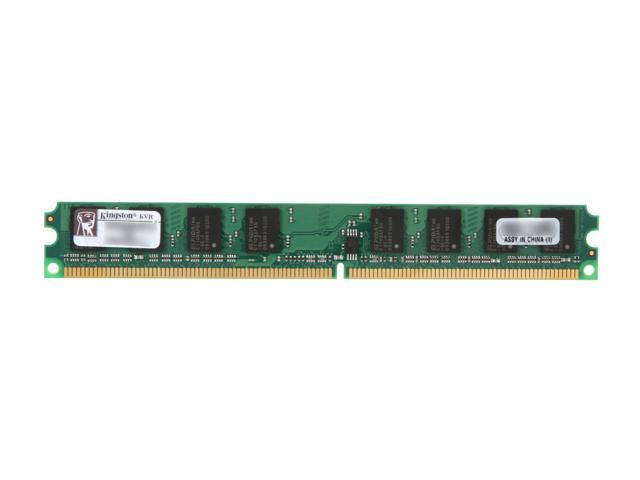 Kingston ValueRAM 1GB 240-Pin DDR2 SDRAM DDR2 400 (PC2 3200) Desktop Memory Model KVR400D2N3/1G