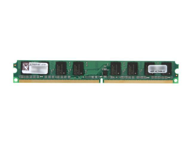 Kingston ValueRAM 1GB 240-Pin DDR2 SDRAM DDR2 400 (PC2 3200) Desktop Memory Model KVR400D2N3/1G
