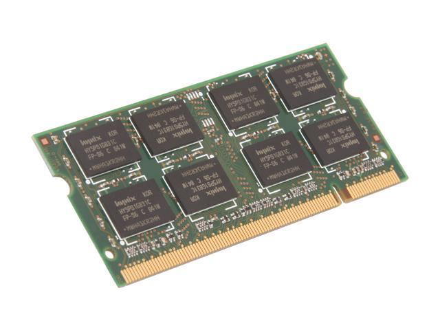 Kingston 2GB 200-Pin DDR2 SO-DIMM DDR2 800 (PC2 6400) System Specific Memory Model KAC-MEMG/2G