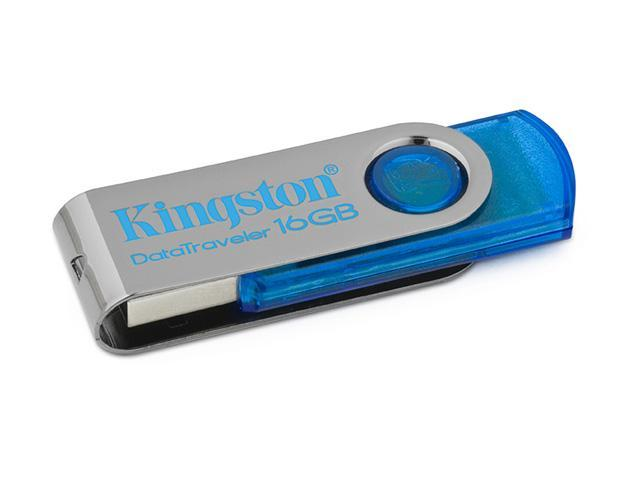 Kingston DataTraveler 101 16GB Flash Drive (USB2.0 Portable) Model DT101C/16GB