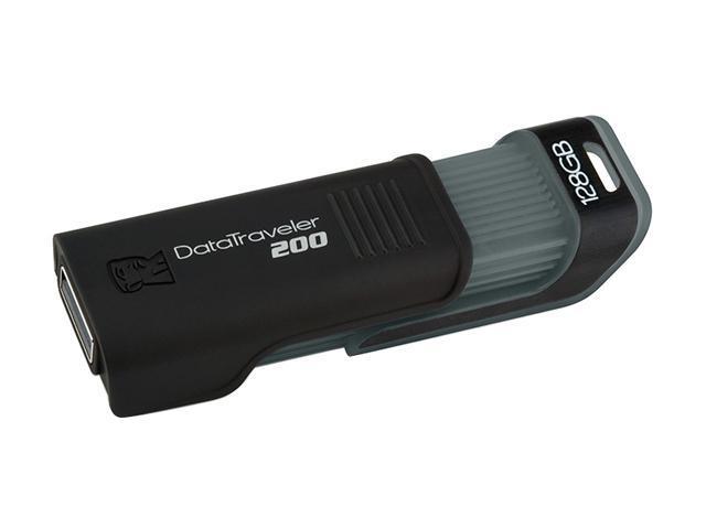 Kingston DataTraveler 200 128GB USB2.0 Flash Drive Model DT200/128GB