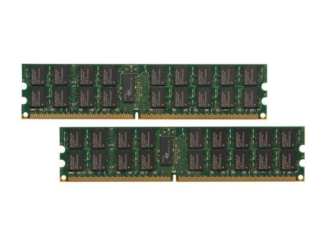 Kingston 8GB (2 x 4GB) 240-Pin DDR2 SDRAM DDR2 800 System Specific Memory Model KTH-BL495K2/8G