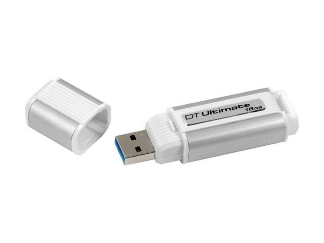 Kingston DataTraveler Ultimate 3.0 16GB USB 3.0 Flash Drive