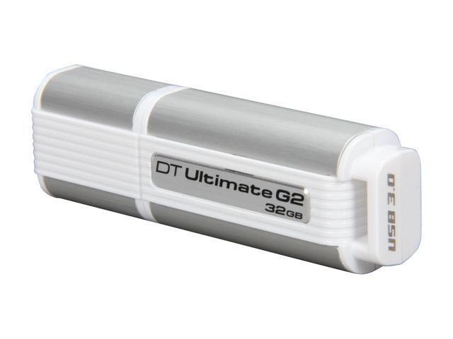 Kingston DataTraveler Ultimate G2 32GB USB 3.0 Flash Drive Model DTU30G2/32GB