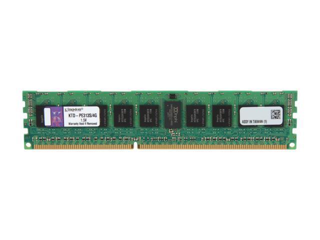 Kingston 4GB 240-Pin DDR3 SDRAM System Specific Memory