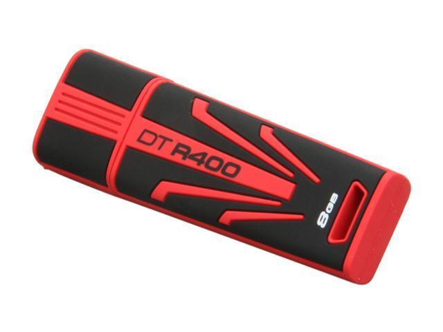 Kingston DataTraveler R400 8GB USB 2.0 Flash Drive Model DTR400/8GB