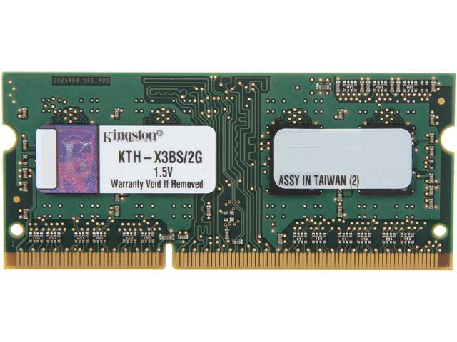 Kingston System Specific Memory Model KTH-X3BS/2G