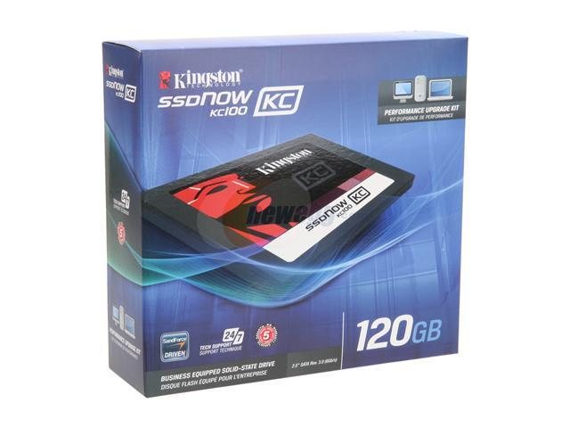 Kingston SSDNow KC100 Series 2.5