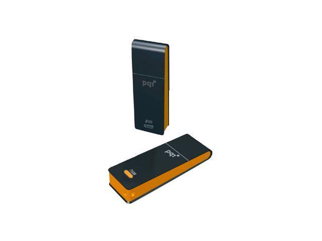 PQI 8GB Flash Drive (USB2.0 Portable)