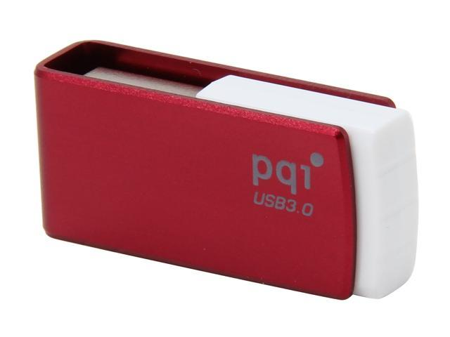 PQI U822V 8GB USB 3.0 Flash Drive Model 6822-008GR2XXX