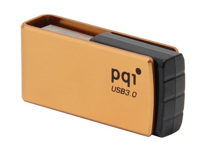 PQI U822V 32GB USB 3.0 Flash Drive Model 6822-032GR4XXX