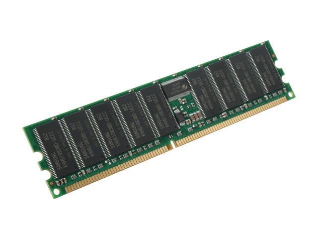 CORSAIR 1GB 184-Pin DDR SDRAM ECC Registered DDR 400 (PC 3200) Server Memory Model CM72SD1024RLP-3200