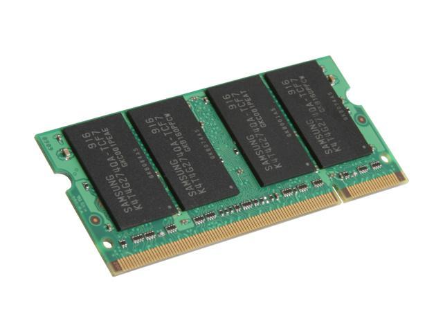 CORSAIR 4GB 200-Pin DDR2 SO-DIMM DDR2 800 (PC2 6400) Laptop Memory Model VS4GSDS800D2