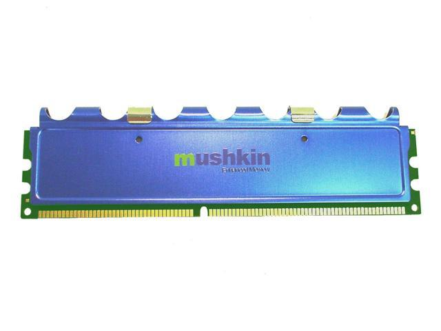 Mushkin Enhanced High-Performance 1GB 240-Pin DDR2 SDRAM DDR2 533 (PC2 4200) Desktop Memory Model 991389