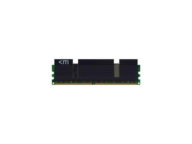 Mushkin Enhanced Silverline 4GB (2 x 2GB) 240-Pin DDR2 SDRAM DDR2 800 (PC2 6400) Dual Channel Kit Desktop Memory Model 996557