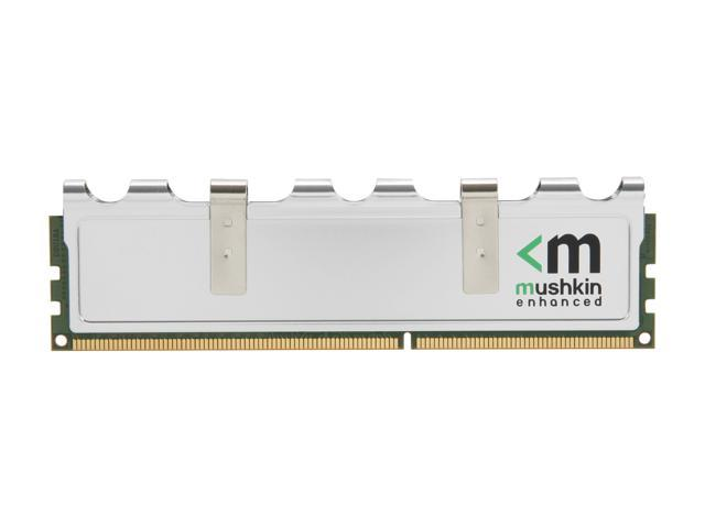 Mushkin Enhanced Silverline 2GB 240-Pin DDR3 SDRAM DDR3 1333 (PC3 10666) Desktop Memory Model 991585