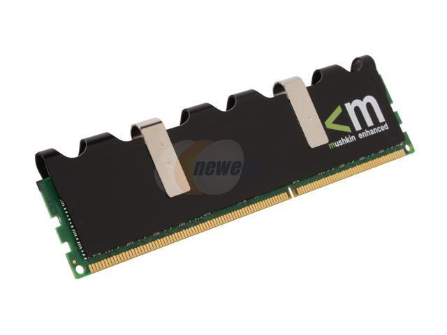 Mushkin Enhanced Blackline 2GB 240-Pin DDR3 SDRAM DDR3 1600 (PC3 12800) Desktop Memory Model 991657